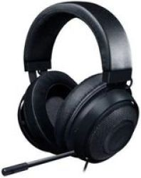 Razer Kraken Over-ear Gaming Headphones With Microphone Classic Black