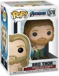 Funko Pop Avengers Endgame: Bro Thor Vinyl Figure