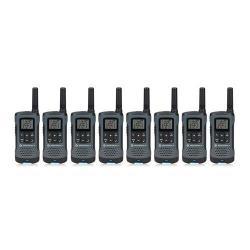 Motorola T200 Talkabout Radio 8 Pack