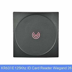 BSTUOKEYIP65 Waterproof Rfid Card Reader 13.56MHZ 125KHZ Proximity Card Access Control Reader Wiegand 26 34 Nfc Reader KR601E KR601E 125KHZ