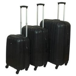 TRAVELITE Trend Set Black