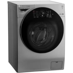 LG 12 8KG Silver Washer Dryer - FH6G1BCHK6N