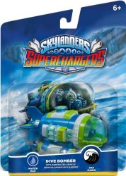 Activision Skylanders Superchargers - Character Dive Bomber Wave 1 For 3DS Wii Wii U Ios PS3 PS4 Xbox 360 & Xbox One