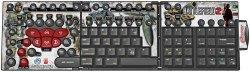 Ideazon Battlefield 2 Limited Edition Keyset for Zboard