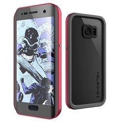 online store 21585 7cd50 GHOSTEK Galaxy S7 Edge Waterproof Case Atomic 2.0 Series For Samsung Galaxy  S7 Edge Red | R1300.00 | Sunglasses | PriceCheck SA