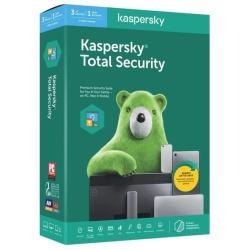 Kaspersky - Total Security 3+1 Dev 1Y