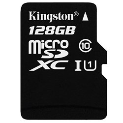 Custom Kingston For Huawei Mate 9 Professional Kingston 128GB Huawei Mate 9 Microsdxc Card With Custom Formatting And Standard Sd Adapter Class 10 Uhs-i