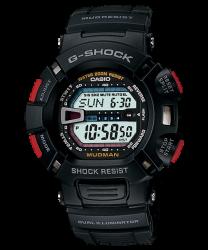 Casio G-Shock Mudman G-9000-1VDR Watch