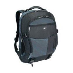 Targus XL N book Backpack 17 18 Black & Blue