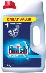 Finish Auto Dishwashing Powder - 2.5KG