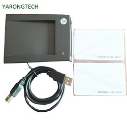 YARONGTECH MIFARE Card Reader RFID 13.56mhz USB Desktop Reader 8H
