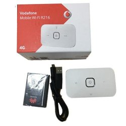 Vodafone Mobile Wi-fi R216 4G LTE Wireless Hotspot Modem Router | R | Other  Networking & Communication | PriceCheck SA