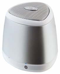 ILive ISB23S Blue Portable Bluetooth Speaker Silver