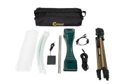 Caldwell Ballistic Precision Chronograph Premium Kit With Tripod For Shooting Indoor And Outdoor Mps fps Readings