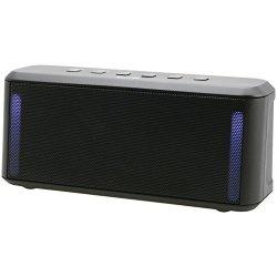 ILive Portable Color Change Bluetooth Speaker