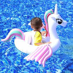 Coolpay Baby Swim Pool Floats Pony Ride-on Float Swimming Pool Toys  Inflatable Water Toys Ride Boat Raft Ring Perfect For Summer | R811.00 |  Swimming ...