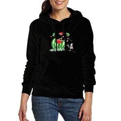 BOOM KGJH9 Watermelon Women's Hooded Jacket Fleeces