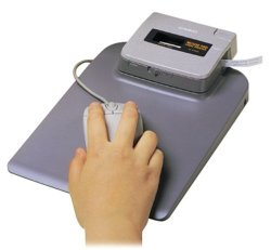 Casio KL-P1000-L Mouse Pad Label Printer