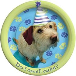 USA Party Pups 7 Inches Dessert Plates Package Of 8