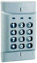 Linear 212MP Llc Indoor outdoor Surface Mount Keypad 4.5MM