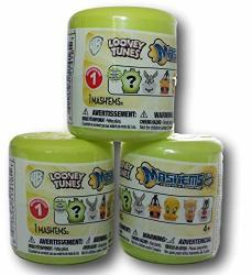 Mashems Looney Tunes Series 1 3 Pack