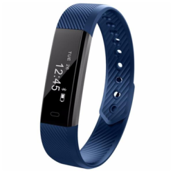 Bakeey ID115HR Heart Rate Monitor Smart Bracelet Watch Fitness Tracker Step Counter
