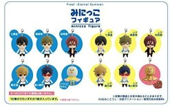Free -eternal Summer- Minikko Figures 10 Pieces Box