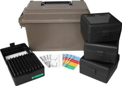 Mtm Acc223 Ammo Can Combo Holds 400 Rounds