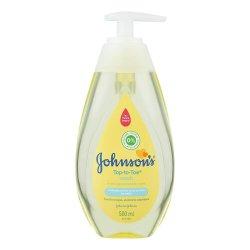 Johnsons Baby Bath Wash 500ML Newborn Top To Toe