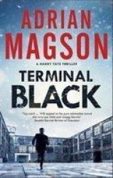 Terminal Black Hardcover Main