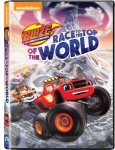 Blaze & The Monster Machines Race To The Top Of The World Dvd
