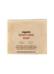 Mother Nature Organic Goat's Milk Soap