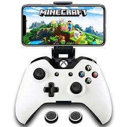 Anfiner Mobile Phone Clamp Fit For Xbox One xbox One S xbox One X Wireless  Bluetooth Controller Black+white   R445 00   Games   PriceCheck SA