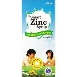 Smart Zinc Syrup Pineapple 150ML
