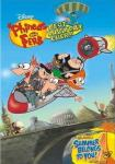 Phineas & Ferb - Best Lazy dvd