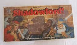 Shadowlord By Parker Brothers