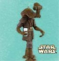 Hallmark QXE3021 Momaw Nadon Star Wars: A New Hope 2012 Limited Quantity Ornament