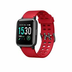 """Smart Watch Bluetooth 4.0 Waterproof Smart Bracelet With 1.3"""" Color Ips Screen Heart Rate Monitor Pedometer Sport Activity Fitness Tracker For Iphone 11 PRO XS 8 7 6"""