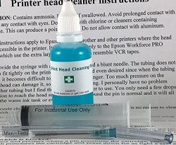 Print Head Geek Printhead Cleaning Flush System To Unclog Nozzles For All Brother Printheads By