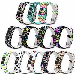 REPLACEMENT Compatible For Garmin Vivofit Jr Bands Vivofit 3 JR 2 Watch Bands Hmj Band Adjustable Wristbands For Kids Girls Boys Women With Secure Watch