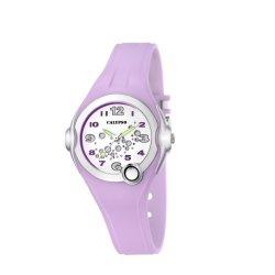 Calypso Analog Bicolor Kids Watch Purple - Tweens Collection