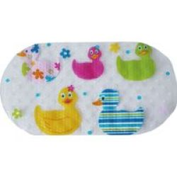 Snuggletime Decorated Bath Mat - Ducks