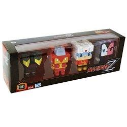 Sd Toys - Figurine Mazinger Z - Set 4 Figurines 009 Pixel 7CM - 8436546895701