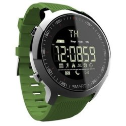 Sony Bakeey EX18 Bluetooth Outdoor Smart Watch 24 Hours Heart Rate Monitor Message Remi