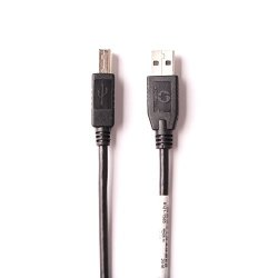 OMNIHIL 15 Feet Long High Speed USB 2.0 Cable Compatible with Brother MFC-7860DW
