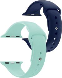 Gretmol Apple Watch Novel Replacement Sport Straps Combo For 42MM & 44MM