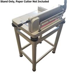 HFS Paper Cutter Table Stand - For 17 Guillotine Paper Cutter