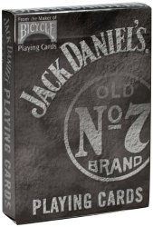 Jack Daniels Playing Cards Pictures May Vary 2-PACK