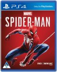 SCEE Spider-man PS4