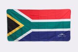 Wonder Towel Travel Microfibre Towel - Sa Flag Classic Print